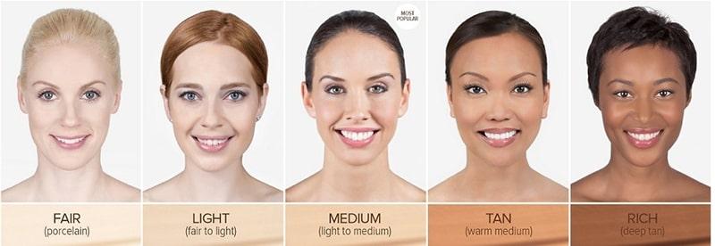 cách chọn son môi phù hợp với màu da